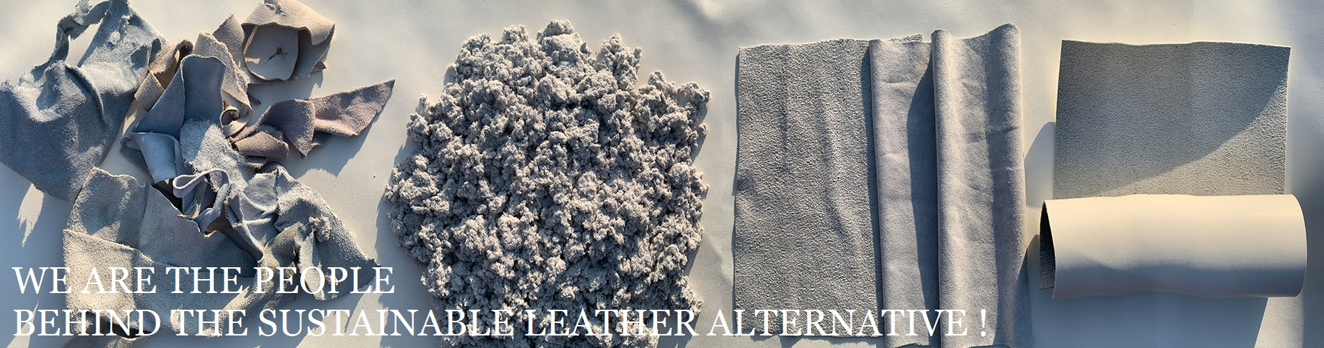 SUSTAINABLE RECYCLABLE LEATHER